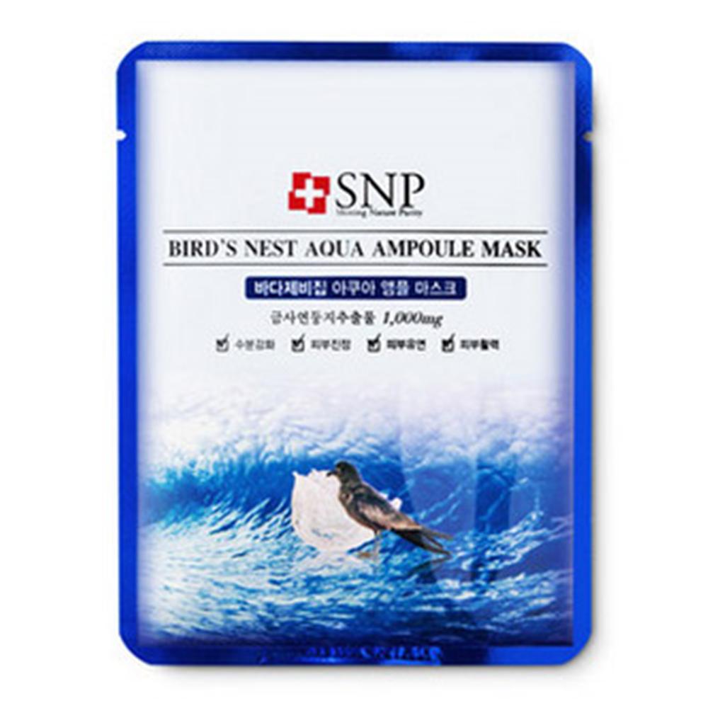 【保税商品】SNP面膜 海洋燕窝(10片)