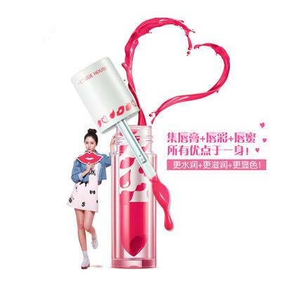 【现货专区】韩国 Etude House 爱丽小屋水凝心机液体唇膏3.4g/支