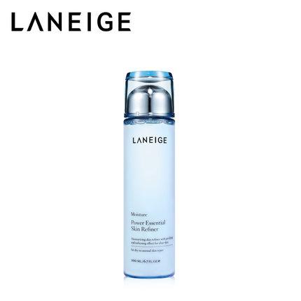 【韩国直邮】Laneige 兰芝水凝透润精华水200ml/瓶
