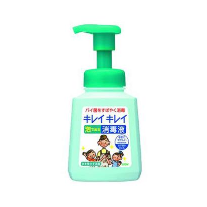 日本 Lion 狮王低刺激消毒泡沫型洗手液250ml/瓶