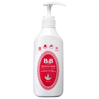 奶瓶奶嘴液体型瓶装清洁剂 600ml