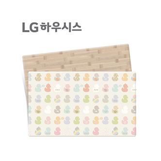 LG hausys 领袖超大型高级地板垫 鸭子图案 (230*140*1.5cm)