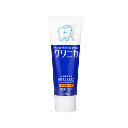 日本 Lion 狮王CLINICA酵素洁净清新薄荷牙膏130g/支