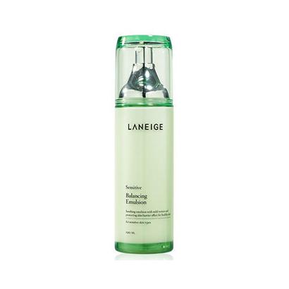 韩国 LANEIGE 兰芝水凝舒颜保湿乳液120ml/瓶
