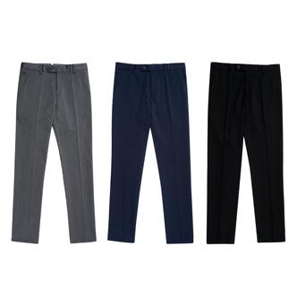 jogunshop JG973/弹力舒适日常宽松裤