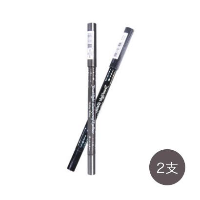 韩国 Holika Holika 钻石珠光防水眼线胶笔墨黑色2.2g/支+钻石黑2.2g/支