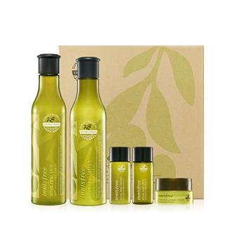 悦诗风吟 橄榄油系列 光泽滋润 水乳礼盒套装